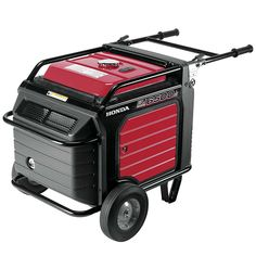 You Can Buy a Quiet Generator, But It'll Cost More - 16 Tips for Using Emergency Generators: http://www.familyhandyman.com/smart-homeowner/home-safety-tips/tips-for-using-emergency-generators