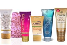 Play It Safe (and Gorg, Obviously) with These Self-Tanners #SelfMagazine
