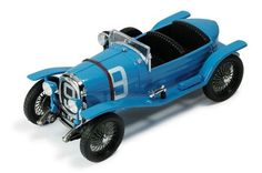 Ixo diecast model Le Mans Winners Chenard-Walcker No.9 A Lagache/R Leonard 1923
