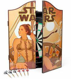 Tabuleiro de Dardos Star Wars