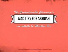 (FREE) Cinco de mayo jigsaw puzzle - ideal for Spanish 2 High School Spanish, Spanish 1, Spanish Teacher, How To Speak Spanish, Learn Spanish, Spanish Alphabet, Spanish Games, Spanish Classroom Activities, Spanish Teaching Resources