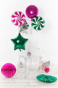 """Сет из фольгированных воздушных шаров """"Celebrate"""""""