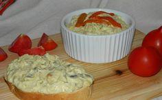 Retete Culinare - Salata de vinete cu ardei si ciuperci a la Gaby Good Healthy Recipes, Healthy Snacks, Vegan Recipes, Cooking Recipes, Romanian Food, Romanian Recipes, Good Food, Yummy Food, I Foods