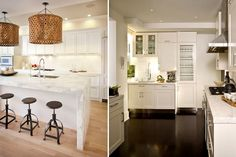 Creative Kitchen featured on Deering Hall site by:  Green Couch / Galo Verdesoto Design