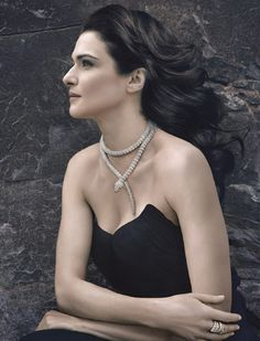 BULGARI - The New Serpenti Advertising Campaign Starring Rachel Weisz