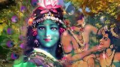 Krishna Video, Krishna Gif, Krishna Hindu, Krishna Songs, Radha Krishna Love Quotes, Baby Krishna, Jai Shree Krishna, Radha Krishna Images, Cute Krishna