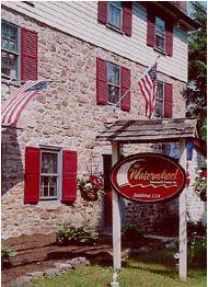 The Waterwheel Restaurant - Doylestown, PA