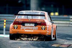 dtm 1996, The Alfa Romeo 155 V6 TI  JAGERMEISTER ITC ofMichael Bartels