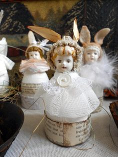 Bunny dolls/use for baby doll