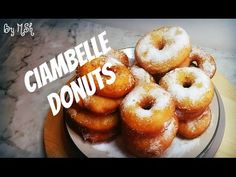 Ciambelle - Donuts - YouTube