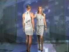 Photo from the collection *Pret à porter 2009*by KULTLABEL designer Mag.art.Katharina Kahler-Inspiration for *Models In Motion*