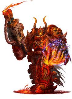 Lord Darkflame - Warhammer 40K:Emperor's Chosen