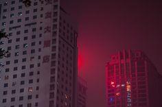La photographe parisienne nous montre à quoi ressemble un paysage urbain «Ghost In The Shell».