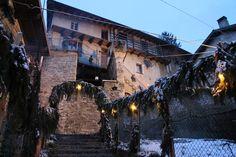 Nativity cribs