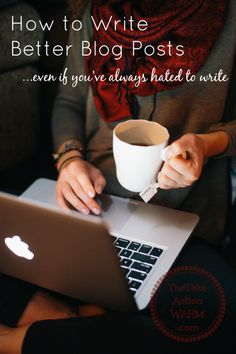 Blogging Tips | Content | If you're a blogger, you probably wish you were a better writer. Read on for 5 tricks that will help you improve your writing skills. #blogger #writing #blogging