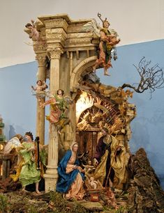 Architectural Sculpture, Warhammer 40000, A Christmas Story, Cherub, Paper Flowers, Architecture, Religious Art, Mockup, Good Morning Wishes