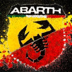 When drawing an Abarth... start from the logo!