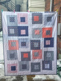 Dizzy Quilts: A Quilt for Charity