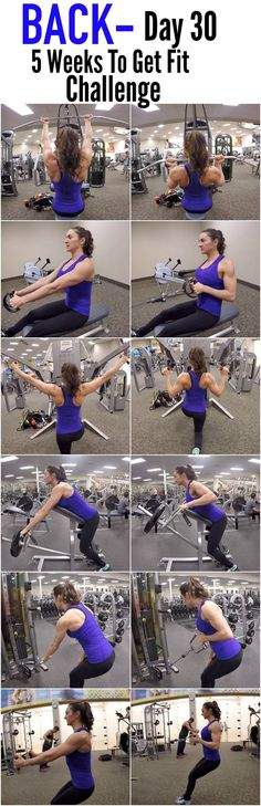The secret to building sexier biceps for women and men 5 Weeks To Get Fit Challenge #fitness