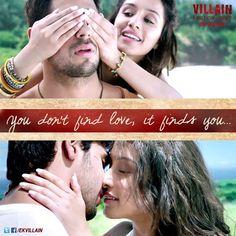 sidharth malhotra and shraddha kapoor in ek vilaain Mohit Suri, Ek Villain, Bollywood Quotes, Star Cast, Dont Love, Shraddha Kapoor, True Love, Cute Couples, Thriller