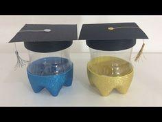 DIY : Caja + tarjeta birrete para graduación.- Brotes de Creatividad - YouTube