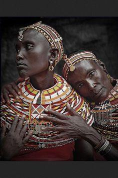 Masai-Kenya ~ Beautiful Women #internationalwomen