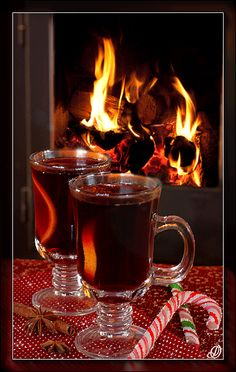 """Holiday Party Discover Photo from album """"МОЯ АНИМАЦИЯ"""" on Yandex. Christmas Scenes, Christmas Mood, Christmas And New Year, Good Morning Gif, Good Morning Good Night, Ponche Navideno, Tea Gif, Coffee Gif, Coffee Images"""