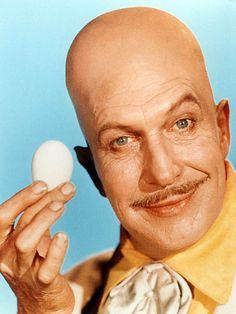 Vincent Price as 'Egghead' on Batman (1966-1968, ABC)