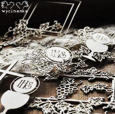 communion designs Communion, Scrapbooking, Jewelry, Design, Products, Jewlery, Jewerly, Schmuck, Scrapbooks