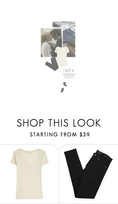 """""""♡ -- I will always love you"""" by forbittenlove ❤ liked on Polyvore featuring Once Upon a Time, American Vintage, Yves Saint Laurent and Apt. 9"""