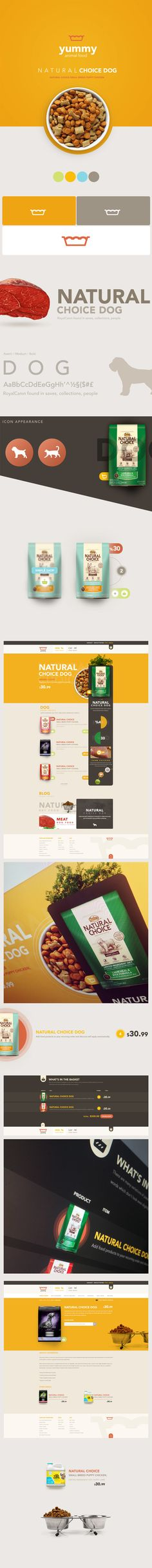 We love the simplicity of this website design! How effective are those large and simple images? #webdesign #minimalist