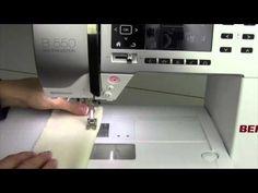 Bernina 550 - YouTube