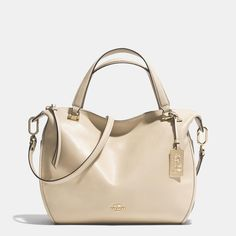 Coach :: SMYTHE SATCHEL IN LEATHER