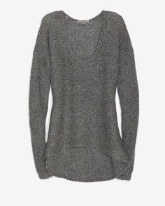 Helmut Lang Eco Alpaca Cord Sweater