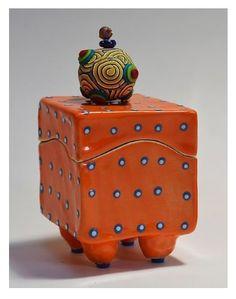 'Orange Box' by Vaughan Nelson.