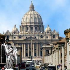 Vatican so beautiful.