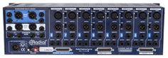 Radial Engineering Workhorse Sub D, Music Gadgets, Phantom Power, Slot, Engineering, Frame, Monitor, Studios, Channel