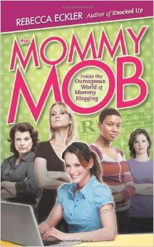 Not sure what to think about this one! ---The Mommy Mob: Inside the Outrageous World of Mommy Blogging by Rebecca Eckler  Such a weird book! It doesn't even contain the blog posts in question, just people's responses to Eckler's posts and why she thinks they are objectionable.