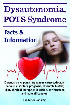 POTS Syndrome - Postural Orthostatic Tachycardia Syndrome
