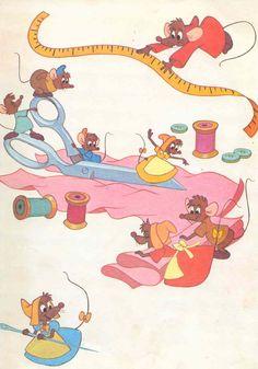 Cinderella%27s+mice.jpg (923×1321)