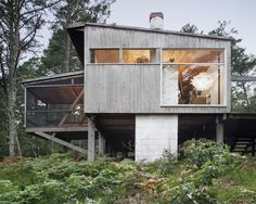 Marcel Breuer's Wellfleet House.