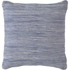 Fresh American Mingled Navy Pillow | Bungalow 55