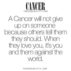 Personality Horoscope! - Cancer - Community - Google+