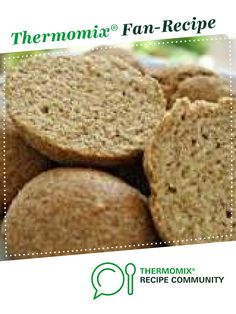 Recipe Low Carb LCHF Grain free Dairy Free Bread Rolls by learn to make this recipe easily in your kitchen machine and discover other Thermomix recipes in Breads & rolls. Dairy Free Bread, Dairy Free Low Carb, Recipe Community, Vegetarian Paleo, Diabetic Friendly, Bread Rolls, Keto Desserts, Lchf