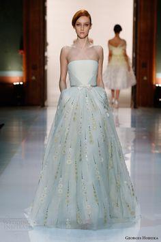 Georges Hobeika Spring 2014 Couture Collection | Wedding Inspirasi