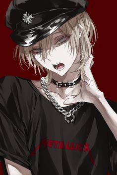 【everywhere】 Informations About 【everywhere】 Pin . Hot Anime Boy, Dark Anime Guys, Cool Anime Guys, Anime Boys, Chica Anime Manga, Manga Boy, Kawaii Anime, Fan Art Anime, Handsome Anime