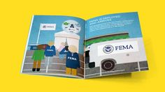 FEMA Disaster Recovery Center Innovation - Non Profit Work | frog
