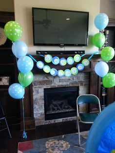 Bubble Guppies Birthday Party Ideas   Photo 13 of 23   Catch My Party