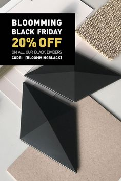 Black Is Beautiful! 20% Discount On All Black Space Dividers https://bloomm.link/2A3XLWf #Black #Design #Divider #Blackfriday #Shoptillyoudrop