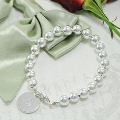 Beads of Silver Bridesmaid Bracelet Wedding Shower Gifts, Unique Wedding Favors, Wedding Ideas, Bridal Shower, Bridesmaid Bracelet, Bridesmaid Gifts, Bridesmaids, Jewelry Website, Wedding Pins